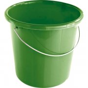 Vedro plastové 5 l Gastro, zelená